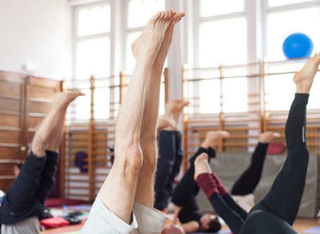 Men and Clinical Pilates