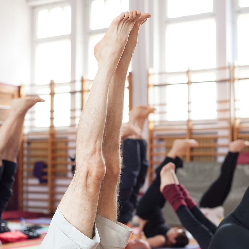 7-Week 'Pilates for Back Pain' (Wednesdays 7.20pm)