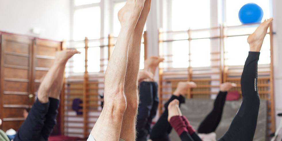 Friday Unwind Yoga - Heated & Gentle