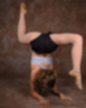 Studio Intensity acrobatic dancer