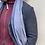 Thumbnail: Schal/Blau-Grau