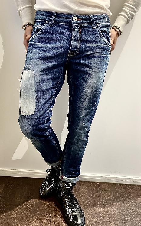 Jeans/Stropicciato