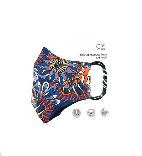 C63/Maske Florales Design