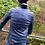 Thumbnail: Leder Hemdjacke/Blu