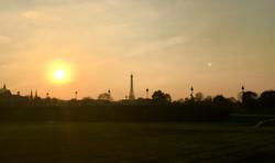 Paris - au beau soleil