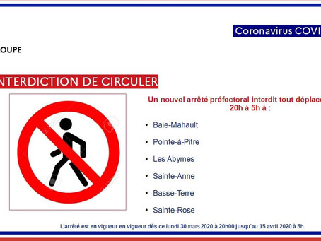 Erneute Verlängerung der Ausgangssperre bis 11.05.2020