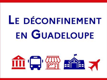 Reisen nach Guadeloupe ab 22. Juni [COVID-19] wieder möglich !