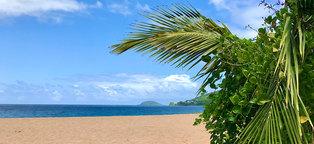 Grande Anse, Deshaies