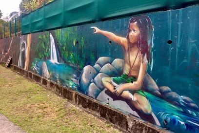 Graffiti Guadeloupe
