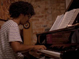 Piano, Teclado e Cavaquinho