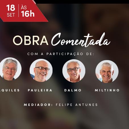 """OBRA COMENTADA – """"MPB4 50 anos"""""""