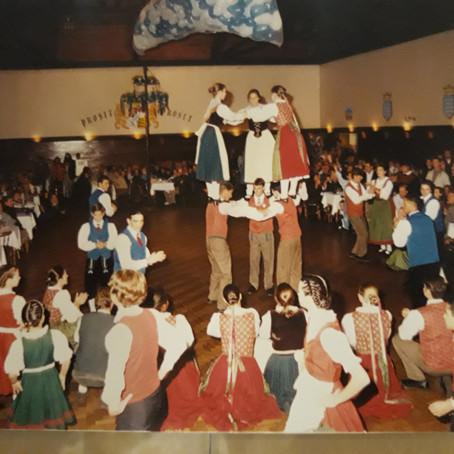 10 - Grupos de Danças
