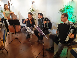 Quarteto Max und Moritz