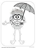 Wolols Catrina Umbrella.png