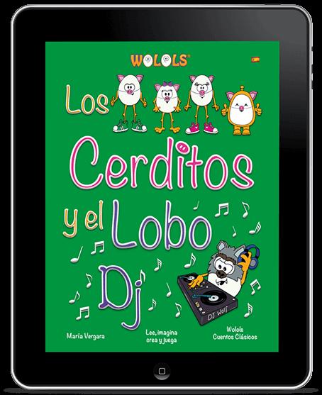 PDF - Los Cerditos y el Lobo Dj - Wolols