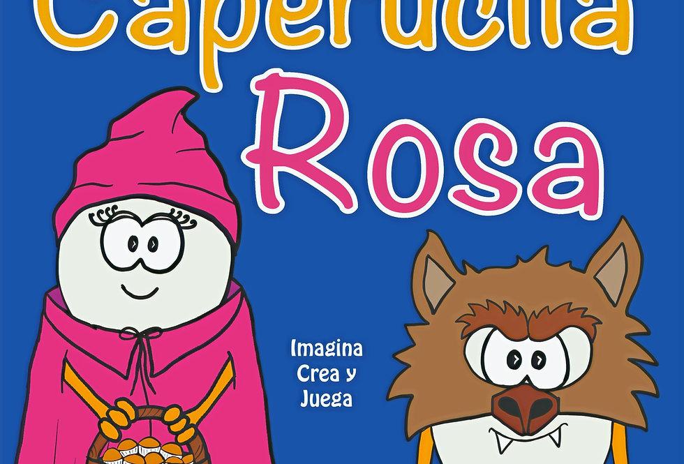 Caperucita Rosa - Wolols - Portada