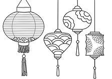 Chinese_New_Year_lanterns_colouring_Wolo