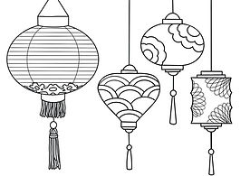 Chinese_New_Year_lanterns_colouring_Wolo