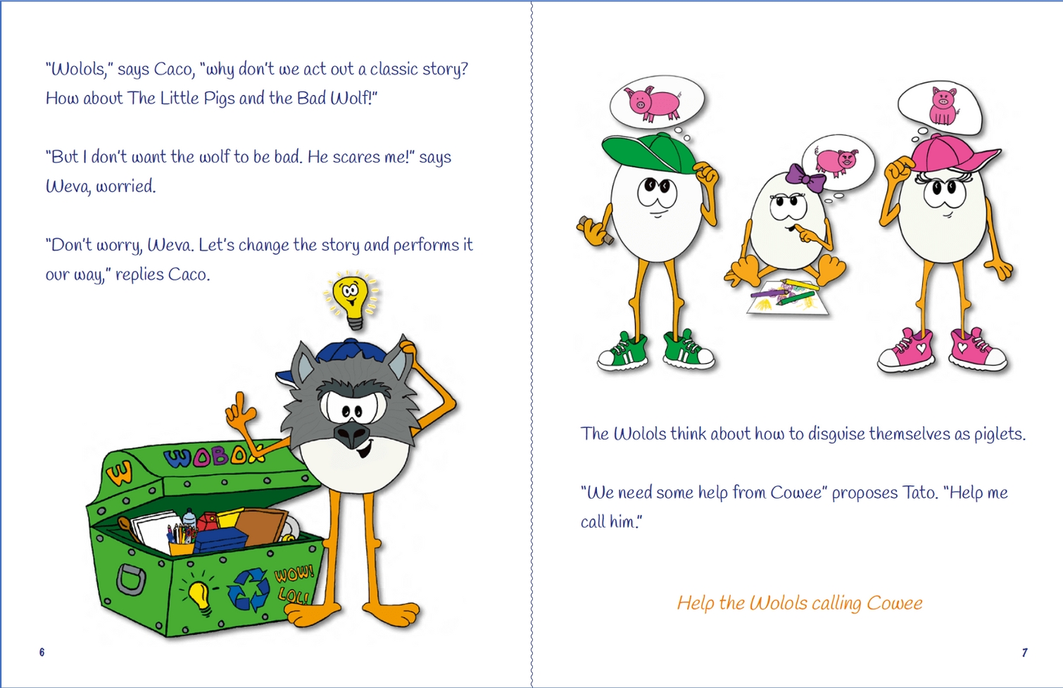 Page 6 and 7 Pigs Dj Wolf_Wolols.png