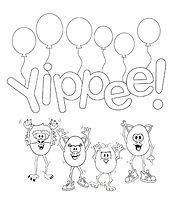 Wolols_Happy_With_Dance_Party_Idea_colouring_page.jp