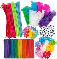 B076HC1F9G_ 600_Piece_Crafts_Supplies_Me