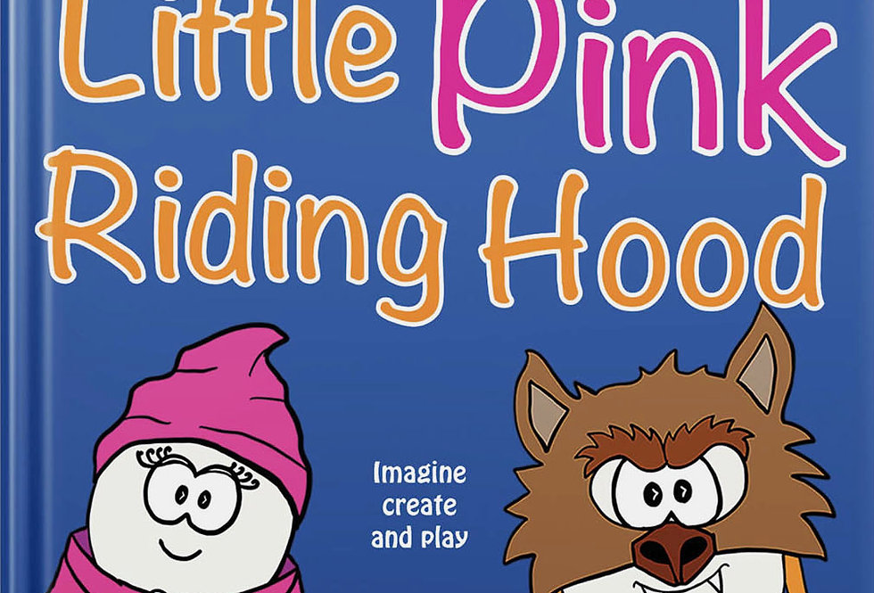 Little Pink Riding Hood - Wolols - Hardcover
