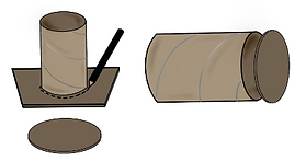 Tracing circle paper roll.png