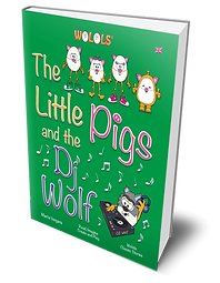 3The Little Pigs and DJ Wolf 3D Cover.pn