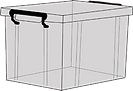 plastic container as a Wobox.png