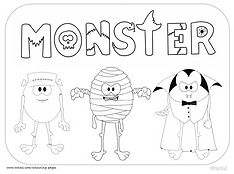 Wolols Monsters colouring.png