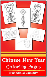 Chinese-New-Year-coloring-pages-Gift-of-