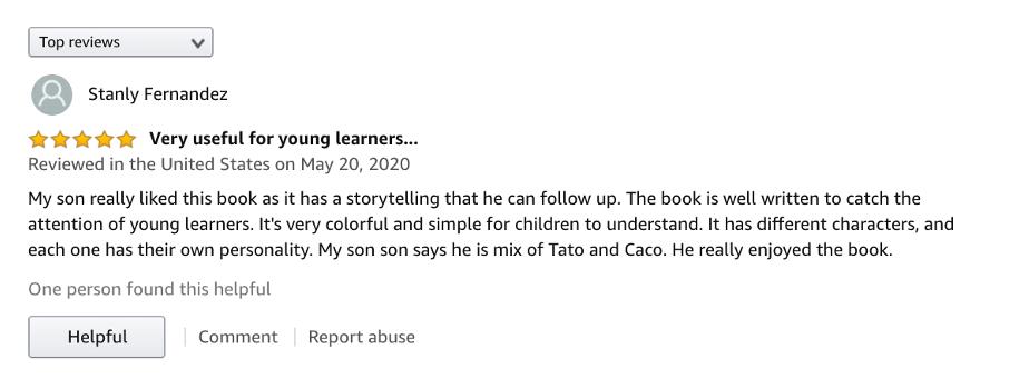 reviews amazon.com Conoce a los Wolols.p