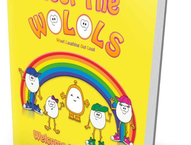 Meet The Wolols - Welcome to Wololand (Hardback)