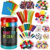 B08DCCJMSS_Giant_Tub_of_Craft_Supplies.j