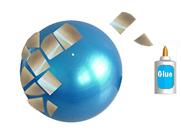 glue the pices on the ball.png
