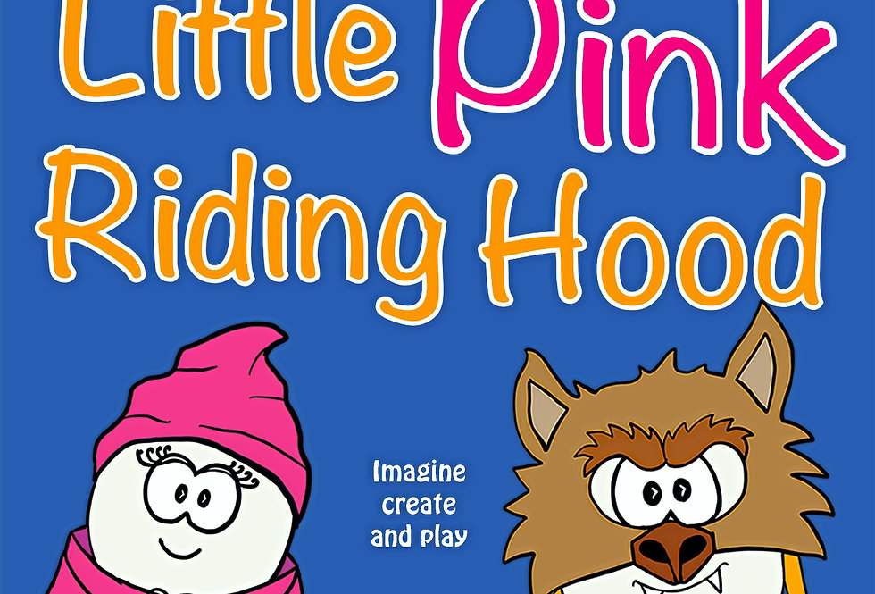 Little Pink Riding Hood by Wolols - Cover