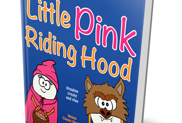 Little Pink Riding Hood - Paperback