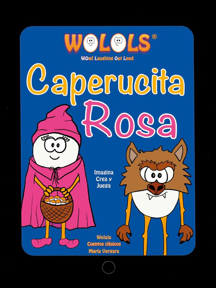 Wolols - Caperucita Rosa ebook