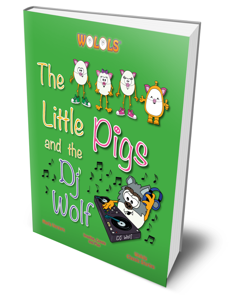 The 3 little pigs and the DJ Wolf 3D.png