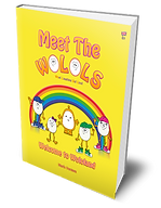 Meet The Wolols English Edition