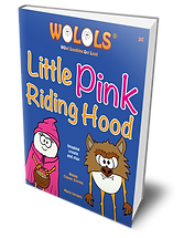 Book Little Pink Riding Hood by Wolols
