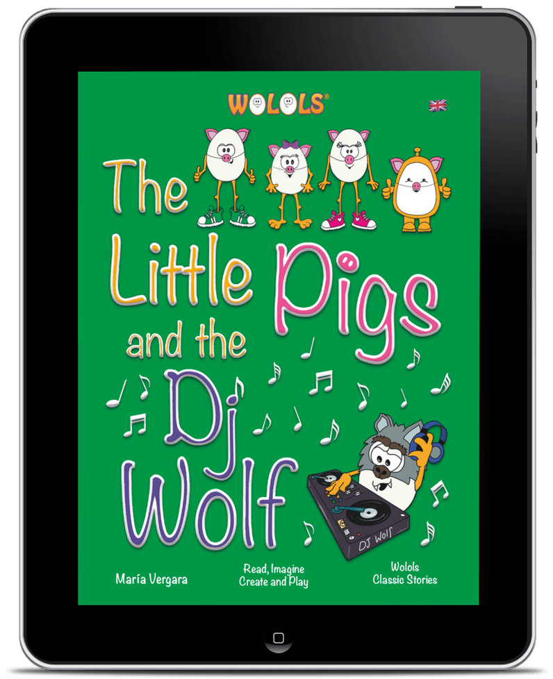The Little Pigs and DJ Wolf Digital blac