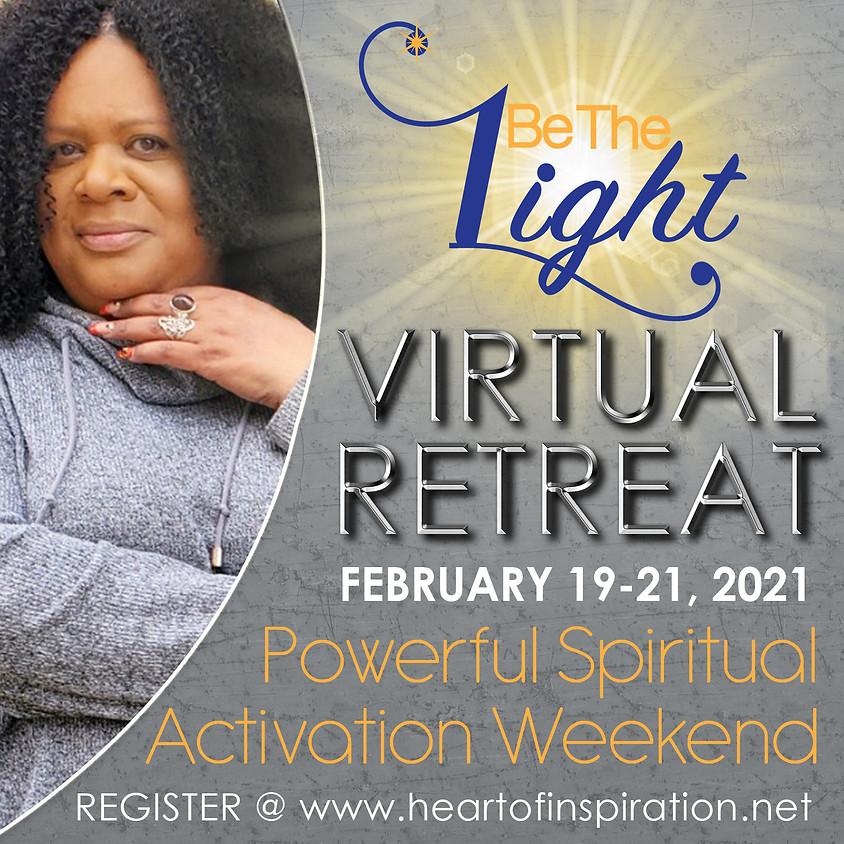 Be The Light - Virtual Retreat Feb 2021