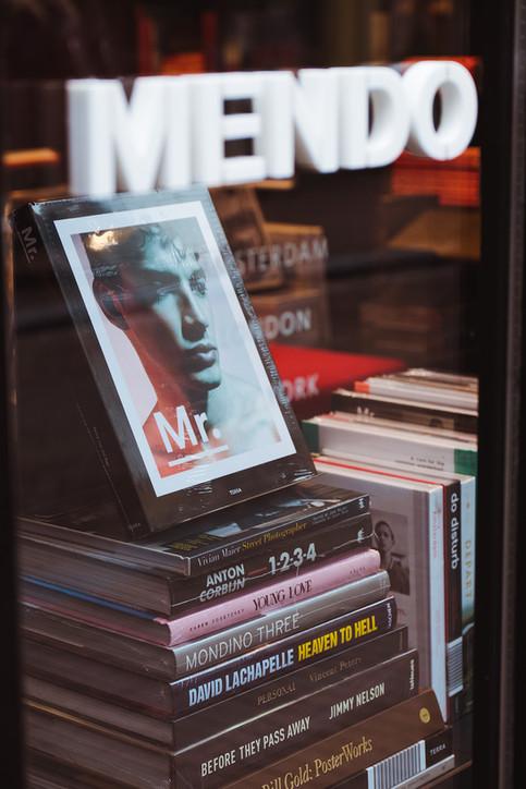 Mendo Bookstore