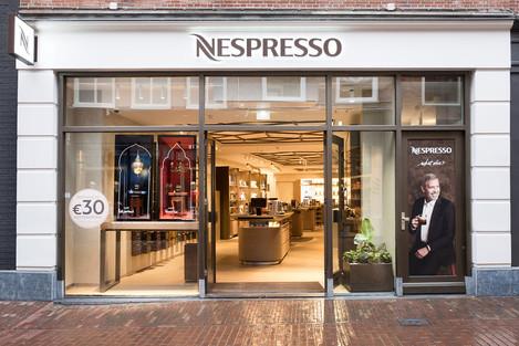 Nespresso Boutique Haarlem