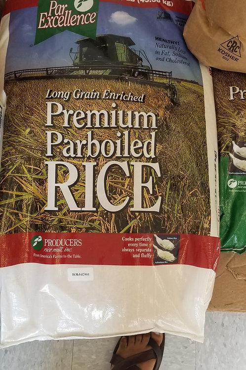 Premium Parboiled Rice (100 lbs)