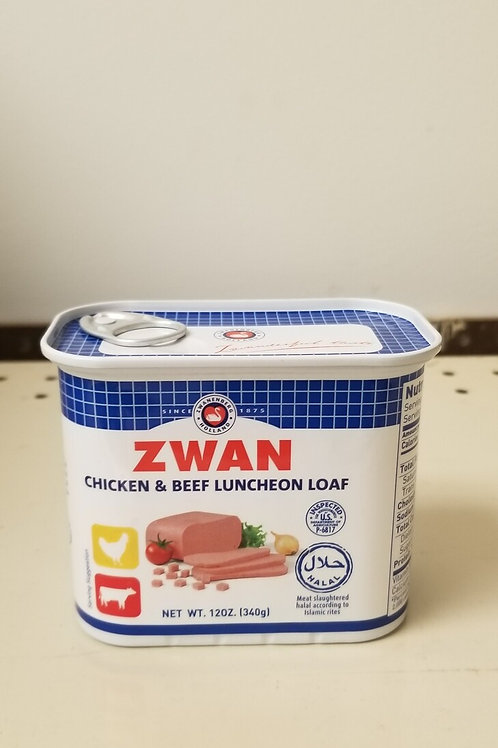Zwan (chicken and Beef)