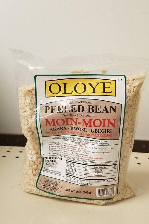 Oloye (Peeled Bean 2lb)