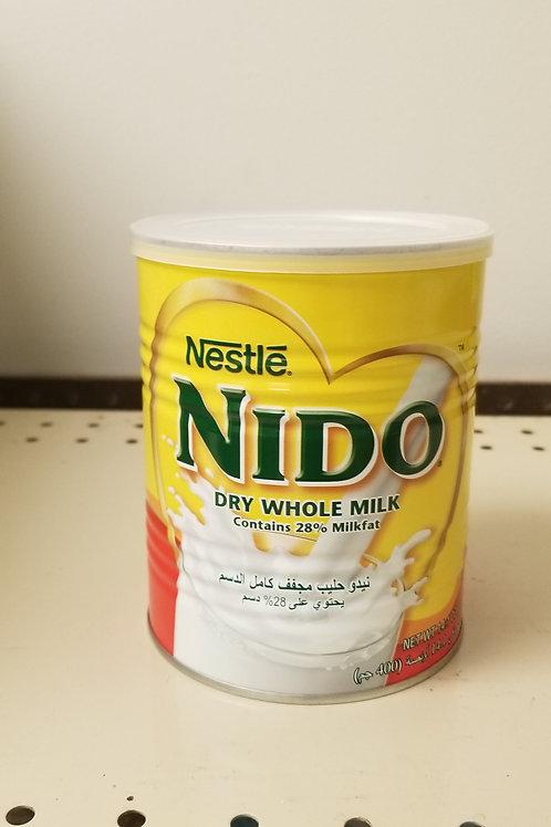 Nido Dry Whole Milk (400gram)