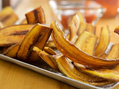 Freshly Fried plantain chips ( Small Package)